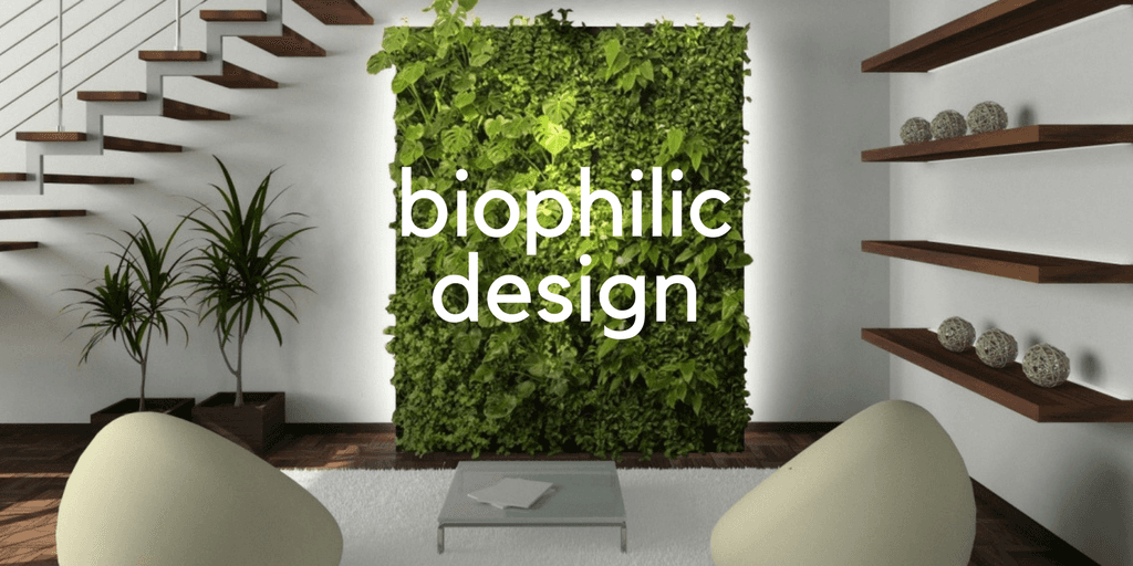 The Case For Biophilia Commercial Plantings Biophilic Design