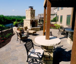 Outdoor Living Design in Perry