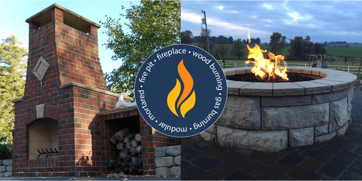 What Does Your Ideal Fire Feature Look Like? on For Living Lawrence Fire Pit id=39659