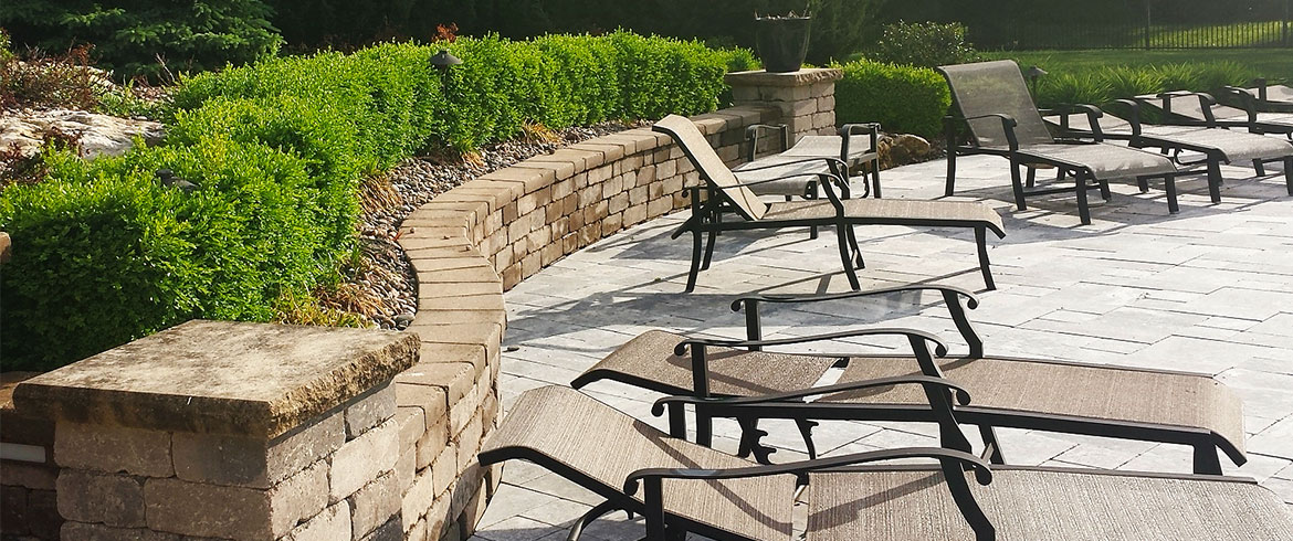 Retaining Wall Design in Lawrence, KS | Landscapers in Lawrence