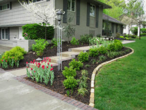 Residential Landscaping in Lawrence